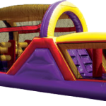 40 Foot Obstacle Course Bounce House