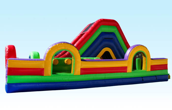 Slide/Obstacle Combo